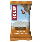 Clif Bar peanutbutter package with 12 szt.