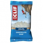 Clif Bar chocolatechips package with 12 szt.