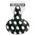 Urban Proof Comfort siodełko Dots Black