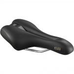 Selle Royal Ellipse Athletic New black 265x162mm Women/Men