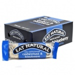 Eat Natural Nut and Fruit bar cashewnut & blueberry z Joghurtuberzug 12szt.