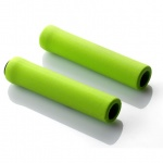 Barbieri Grips silicon green chwyty