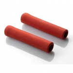 Barbieri Grips silicon red chwyty