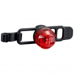 CatEye Loop 2G black/red lampa tylna