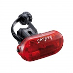 CatEye Omni 3G black/red lampa tylna