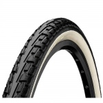 Continental RIDE Tour 20x1.75 47-406 black/white Reflex drutowa