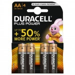 Duracell PLUS POWER AA baterie 4szt
