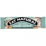 Eat Natural Nut and Fruit bar Extra Protein dried fruit and caramel 12 szt.