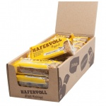 Hafervoll Cerealbar Flapjacks 18 pieces Banana-Paranut