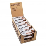 Hafervoll Flapjacks protein bar orange-ginger