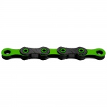 KMC DLC 12 126-glides 12-speed - black/green