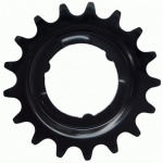 "KMC Sprocket for Shimano 18t 1/8"" - black"