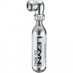 Lezyne Twin Speed Drive CO2 pompka na naboje silver 25g