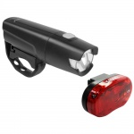 Batterie-Lampenset City 25 & Star Smart mit K~ / SMART Zestaw lamp akumulatorowych City 25 i Star Inteligentny, z K ~