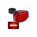 Smart LED czarny / SMART Akumulator Taillight Light Bar 28, z K ~ Inteligentny, LED, czarny