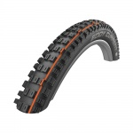 Schwalbe Eddy Current Front 29x2.40 Super Gravity TLE Addix Soft zwijana
