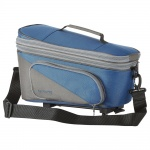 Racktime Carrierstasche Talis Plus eco berry-blue/stone-grey