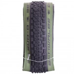 Schwalbe G-One Ultrabite 40-622 28x1.50 700x38C Evo, Super Ground TLE E-25 Addix Olive-Skin zwijana