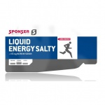 Sponser Liquid Energy Salty Gel 40x 35g bags Aroma: Salty