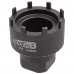 SUPER B Classic Lockring-Tool TB-1069 Spider Nut for dismounting Bosch and Brose lockrings