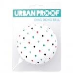 Urban Proof 80mm Retro dzwonek Raindrops