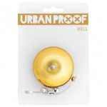 Urban Proof 60mm Retro dzwonek gold