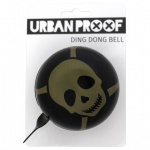 Urban Proof 80mm Ding Dong dzwonek Skull black