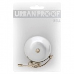 Urban Proof 60mm Retro dzwonek silver