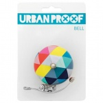 Urban Proof 60mm Retro dzwonek Triangles various colours colored