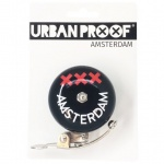 Urban Proof 60mm Retro dzwonek Amsterdam XXX various colours black